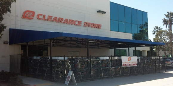 Road Runner sports Clearance Store