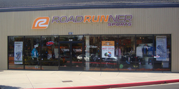 Road Runner sports Concord