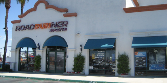 Road Runner sports Costa Mesa