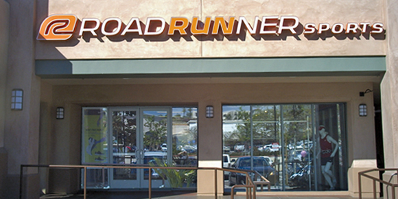 Road Runner sports Carlsbad