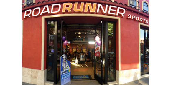 Road Runner sports Santa Monica