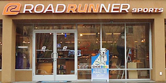 Road Runner sports Portland