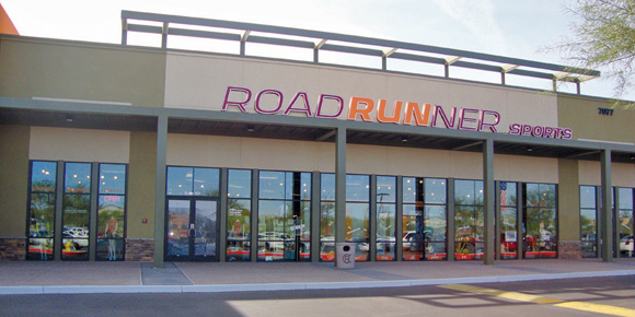 Road Runner sports Scottsdale