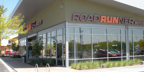 Road Runner sports Tempe