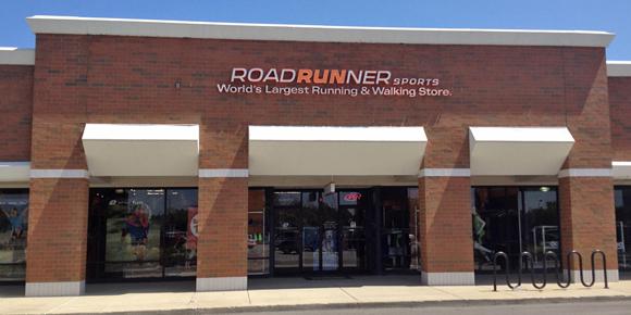 Road Runner sports Wilmette