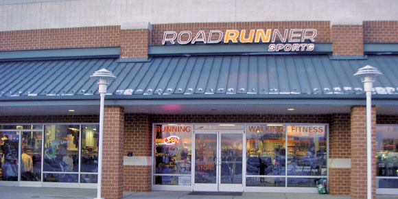Road Runner sports Columbia