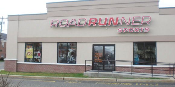 Road Runner sports Shrewsbury