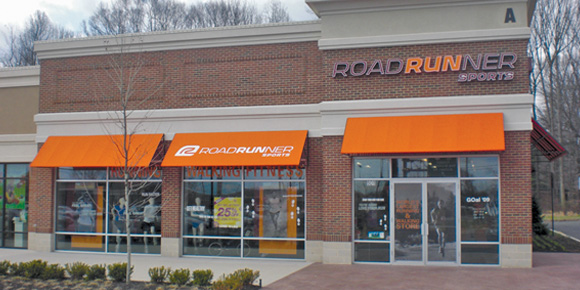 Road Runner sports North Brunswick