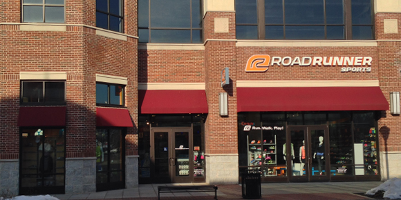 Road Runner sports Cherry Hill