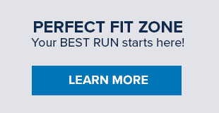 Run Better & Stronger with Perfect Fit Zone