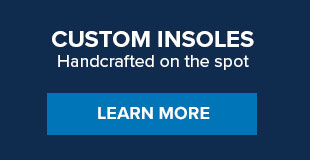 Complete your fist with Gear Custom Insoles
